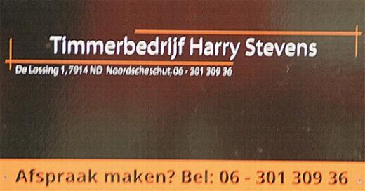 Timmerbedrijf Harry Stevens